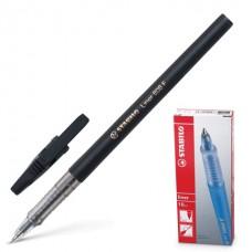 Ручка шариковая Stabilo 808 черная