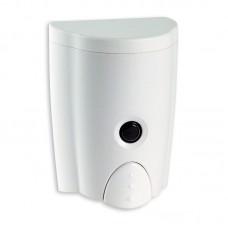 Дозатор для жидкого мыла 0,5 л.  (Размер 14,8×10×8,4 см.)