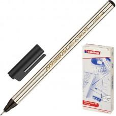 Ручка капиллярная (линер)Edding E-89/001 0.3 мм. черная