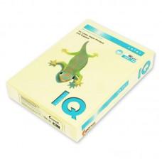 Бумага цветная IQ Color (А4, 80 г/кв.м желтый,500 л.)