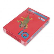 Бумага цветная IQ Color (А4, 80 г/кв.м кораллово-красный, 500 л.)