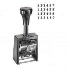 Нумератор автоматический Reiner B6K (6-и разрядный, пластиковый корпус)