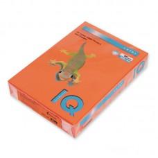 Бумага цветная IQ Color (А4, 80 г/кв.м,оранжевый, 500 л.)