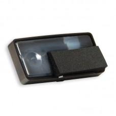 Подушка штемпельная сменная Reiner PAD B6 для автонумератора, черная