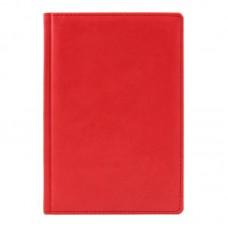 Ежедневник на 2021 год Attache Сиам А5 (180 л./142х210 мм)красный