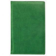 Ежедневник на 2019 год  А5 176л. зеленый