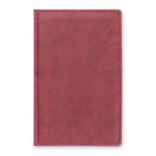 Алфавитная книжка Attache Вива А5, 202х133мм 96л. кожзам, бордо