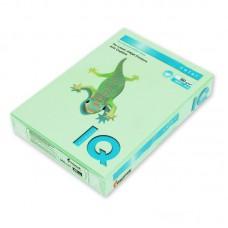 Бумага цветная IQ Color (А4, 80 г/кв.м зеленый, 500 л.)